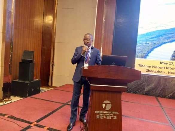 Mines: Le centre de promotion et de développement minier dans son rôle de promouvoir les ressources de la Guinée en Chine