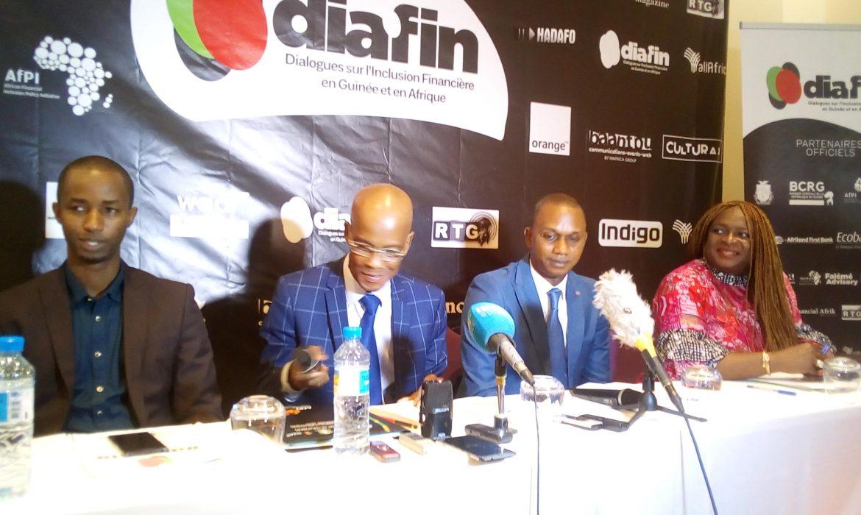Conakry : La BCRG annonce la première série de Dialogues sur l'inclusion financière en Guinée et en Afrique