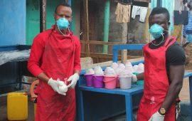Guinée : l'OIM  soutient  les projets des rescapés de la migration