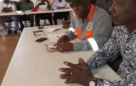 Kolaboui/Boké : Signature d'un protocole d'accord pour enterrer la Hache de guerre
