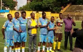 Football : l'AS Kaloum présente des nouvelles recrues pour la  saison  en cours