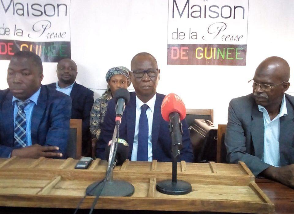 Guinée : Réaction du Conseil de l'ordre des Avocats concernant la prestation de Serment de  11 nouveaux avocats