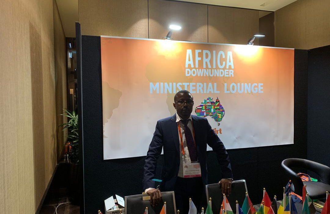 Mines : CPDM dans sa noble mission à la 17émeconférence de AFRICA DOWN UNDER à PERTH en Australie.