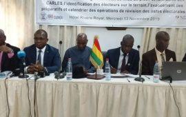 Guinée/Elections législatives: Réunion du CIP pour la mise en place et la formation des CAERLES