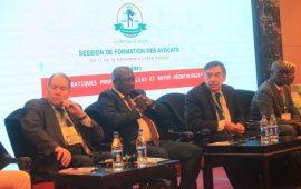 Conakry : Session de formation des avocats  Guinéens   sur des pratiques professionnelles et la déontologie