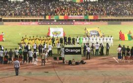 Eliminatoires de la CAN 2021 : Les Aigles du Mali tenus en échec par  le Syli National de Guinée