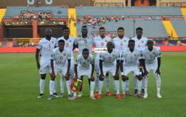 Football (CAN2021) : La Guinée arrache les trois points sur la Namibie