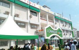 Conakry : Le président Alpha Condé préside l'inauguration du nouveau siège de la LONAGUI