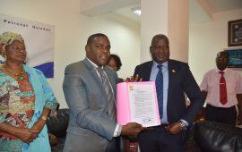 Secteur Privé Guinéen : Le CNP-Guinée a désormais un représentant accrédité à Dubaï et toute la zone des émirats-Arabes Unis