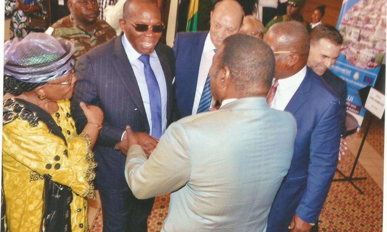 Assemblée élective (UCESIF) à Conakry : ''Lumière sur un homme''