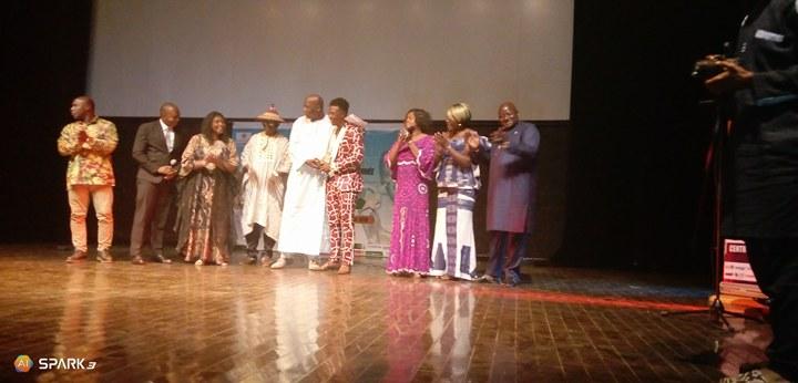 10ème  édition du  Trophée du  Top 5 de Guinée de Podium magasine : L'artiste  Soul Bangs remporte  pour la deuxième fois