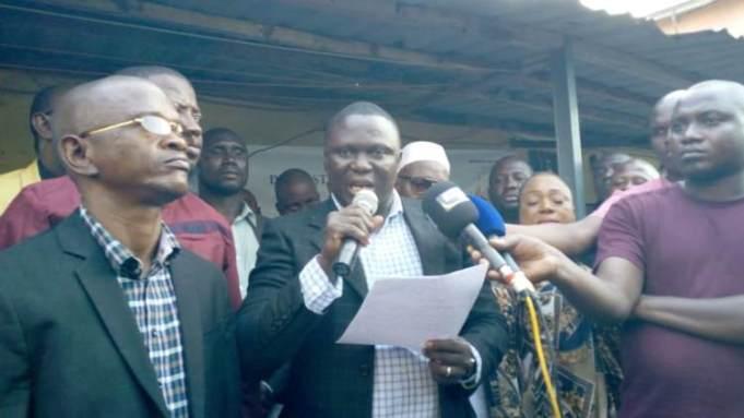 Situation sociopolitique actuelle de la Guinée : La coordination de la jeunesse de la Basse-Guinée demande  à la population  de s'abstenir