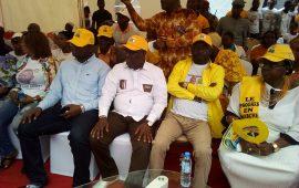 Conakry : Les Populations de Kaloum se mobilisent  pour  soutenir Mohamed DIOP