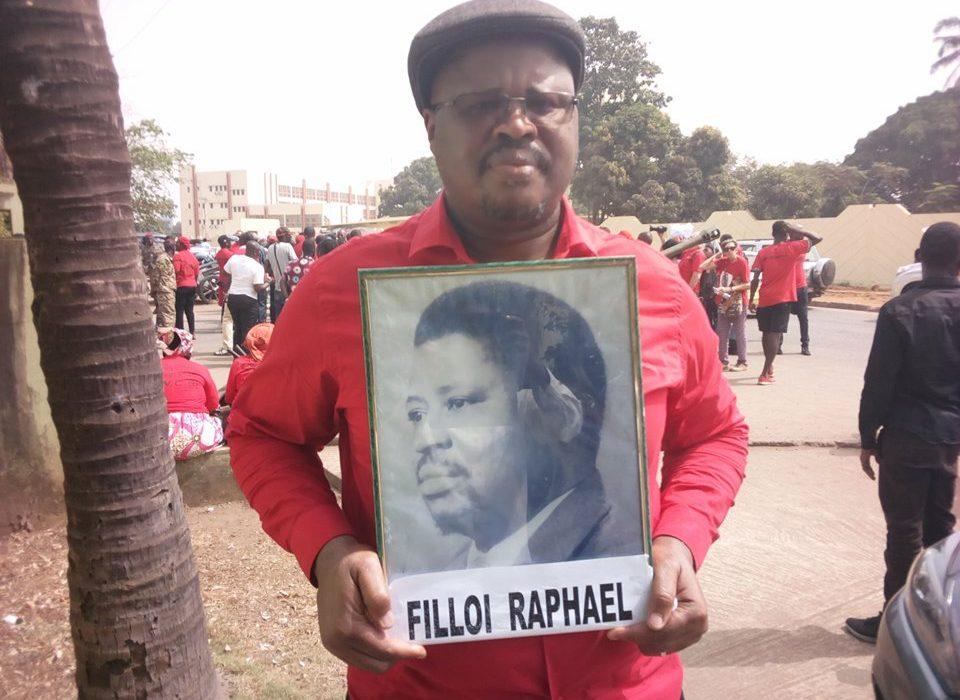 49 ème anniversaires des victimes du Camp Boiro : M.Moise Filoi, raconte l'élimination  tragique de son défunt père par le régime sanguinaire de ''feu''  Ahmed Sékou Touré