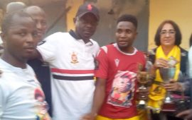 Sport : Les jeunes d'Almamya organisent un ''Gala'' de Football pour soutenir le candidat Mohamed Diop
