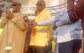 Elections législatives et référendum constitutionnel en Guinée : La jeunesse de Kaloum organise un grand Meeting sur Boulevard Telly