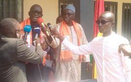 L'Assemblée Générale du RGD : Me  Kabélet, «  le timing n'est pas au rendez-vous  pour un changement de constitution en Guinée  »
