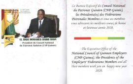 Maladie de Coronavirus: Le président du CNP-Guinée demande aux Citoyens  de respecter les  mesures  d'hygiènes