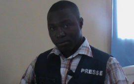 Conakry : Le journaliste Ibrahima Sory Bangoura dit ''Azozoye''  Recherché par les forces de sécurités