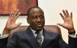 Après sa condamnation par le pouvoir d'Abidjan, Guillaume Soro répond
