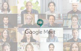 Meet, le service de visioconférence de Google, devient gratuit pour tous et peut réunir jusqu'à 100 personnes