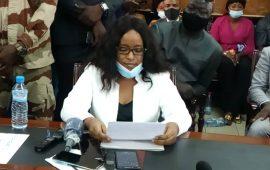 Société Navale Guinéenne : Fatoumata Binéta Diallo installée dans ses nouvelles fonctions