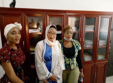 Ministère de l'Enseignement TEchnique : Madame  Djenabou Dramé a pris fonction