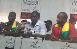 Lutte contre un troisième mandat d'Alpha Condé: La Plateforme revendicative du FNDC  s'oppose à toute manifestation