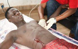 Marche du FNDC : un jeune manifestant blessé par balle à Conakry