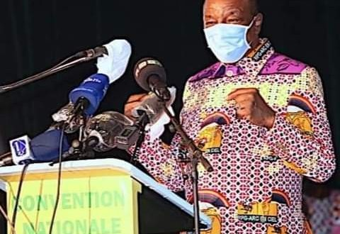 Guinée : Le président Alpha Condé dit avoir pris acte de la proposition du RPG Arc -En -Ciel