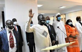 Cour constitutionnelle: Les Commissaires de la HAC prêtent Serment