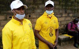 Doumbouya Mohamed Aminata :‹‹ Le president Alpha Condé est une chance pour la nouvelle génération››