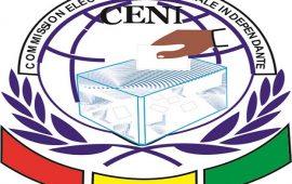 Présidentielle 2020 : la CENI appelle les électeurs enrôlés d'aller retirer leurs cartes d'électeurs ( Communiqué )
