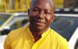 Boké: Youssouf SAMPIL fait un don d'équipements aux clubs de football informel de Boké