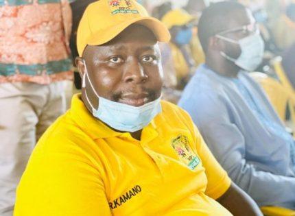 Campagne électorale du RPG à Gueckedou : l'artisan de la mobilisation, c'est Abraham Richard Kamano ( images)