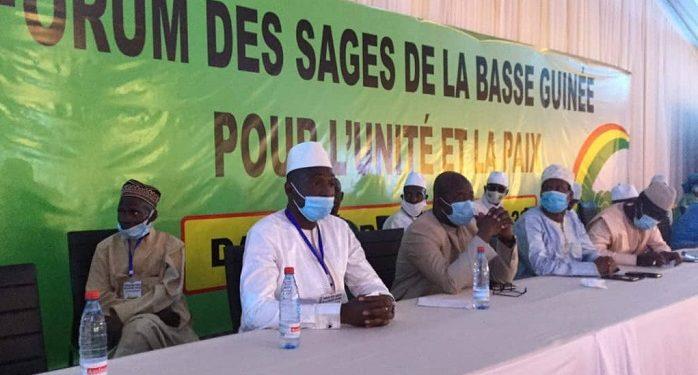 Présidentielle 2020 : les cadres et chercheurs de postes, apportent leur soutien à la candidature d'Alpha Condé au non d'une soi-disante coordination de la Basse Guinée…