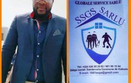 L'entrepreneuriat En République De Guinée : Un Jeune  de Kaloum  S'engage