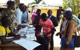 Présidentielle 2020: Mohamed Lamine Sy SAVANE invite tout Kakandé à voter pour Alpha CONDÉ