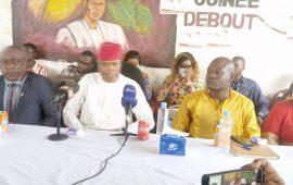 L'ancien Ministre Siaka Barry :‹‹Pour nous, la prochaine élection présidentielle portera une blessure profonde››