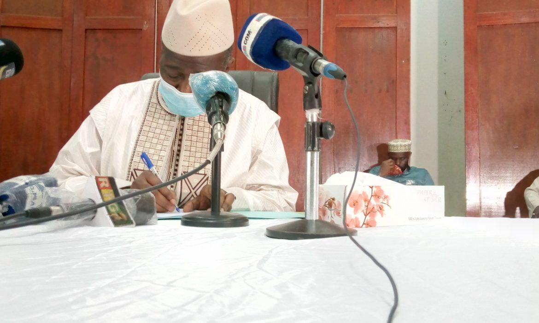 Conakry : Le secrétariat Général des Affaires religieuses condamne les actes de vandalisme dans six  (6) lieux de cultes à Kankan