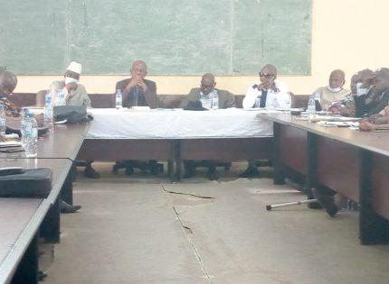 Formation de qualité des Étudiants:Des cadres du ministère de l'Enseignement Technique en pourparlers avec les fondateurs des écoles privées professionnelles