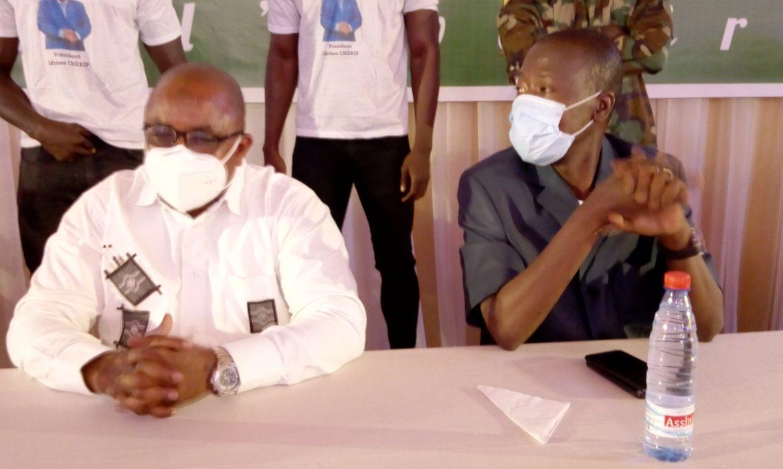Présidentielle 2020 : Le parti d'Idrissa Chérif et le RPG Arc-en-ciel, scellent une Alliance électorale pour la victoire