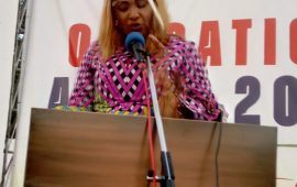 Mme Bilikissa Diallo remercie la «CANOR» pour son soutien en faveur d'Alpha Condé