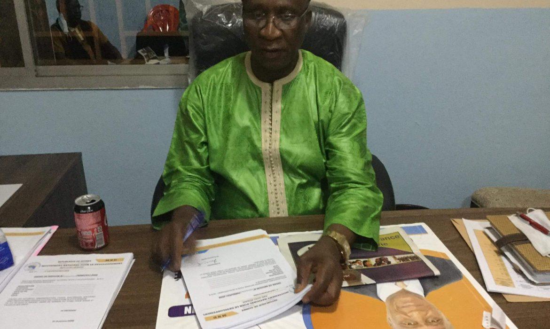 Dr Ousmane Doré du MND:‹‹Ma rentrée en politique se justifie par  l'ambition que j'ai pour la Guinée››