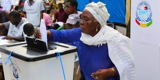 Présidentielle 2020: le corps électoral guinéen sera de 5.410.089 électeurs pour 14.938 bureaux de votes