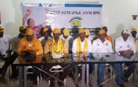 Fin de  Campagne presidentielle 2020: Mohamed Lamine Sy Savané Remercie tout Kakandé pour la mobilisation à la faveur d' Alpha Condé