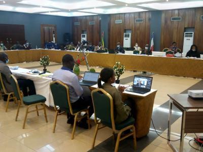 Migration irrégulière : l'OIM-Guinée est à pied d'œuvre