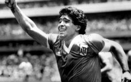 Mort de Diego Maradona :Les argentins pleurent leur ‹‹Dieu››