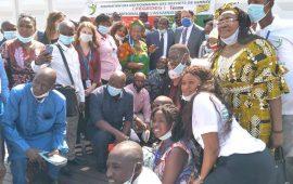 Conakry : Le CNP-Guinée et la FEGEDEG lancent la  1ère édition de la semaine nationale de l'assainissement