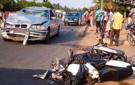 Togo : plus de 170 millions Fcfa emportés par les braqueurs et 330 morts sur les routes en 6 mois